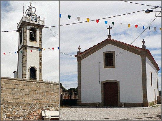 Igreja matriz de seixo do Côa
