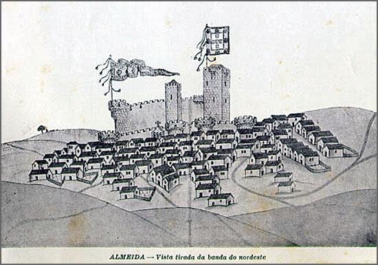 Há 719 anos foram confirmados os forais de Almeida, Castelo Rodrigo e Castelo Bom