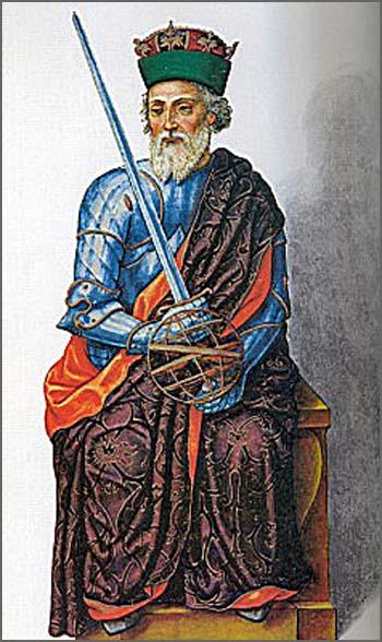 Afonso X de Leão e Castela nasceu há 794 anos
