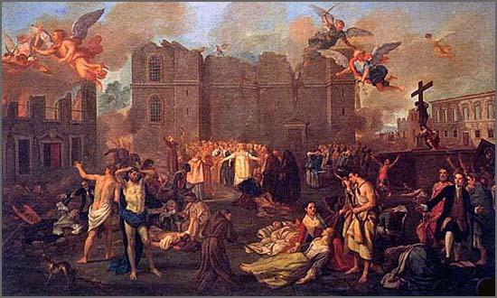 Terramoto de Lisboa - como foi possível que com as igrejas cheias de fiéis, Deus tenha «causado a morte»