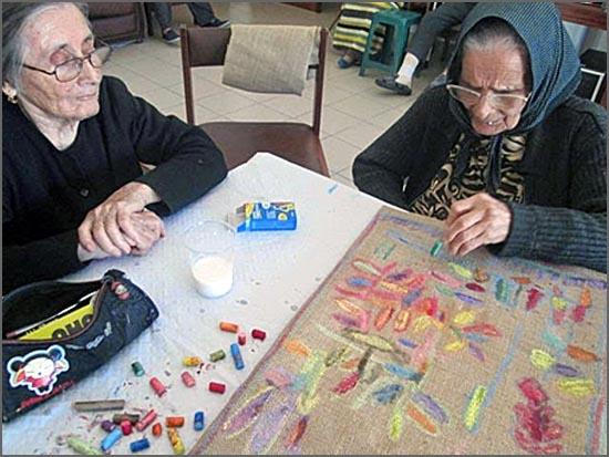 Trabalho coletivo: Aos 90 anos, a magia da descoberta