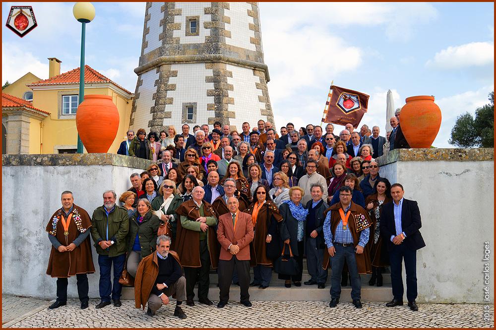 IX Almoço em Lisboa - Confraria Bucho Raiano - Capeia Arraiana