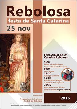 Festa de Santa Catarina - Rebolosa