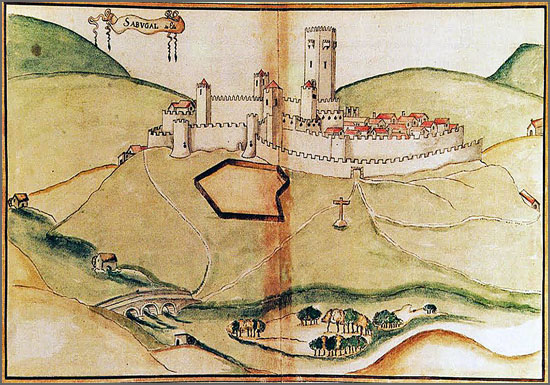 Há 719 anos D. Dinis concedeu foral ao Sabugal
