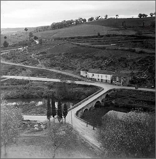 Há 116 anos um arco da ponte do Sabugal foi derrubado pela cheia