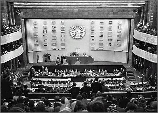 Declaração Universal dos Direitos do Homem foi proclamada há 67 anos