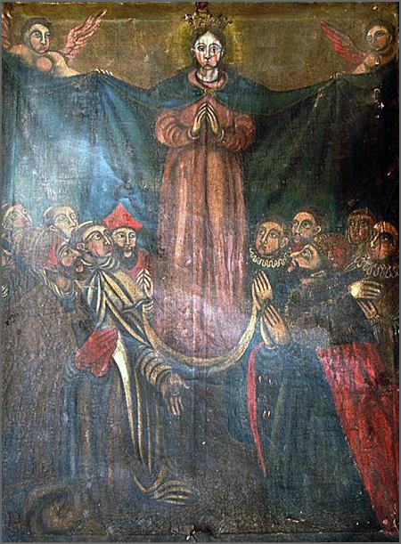 Bandeira Antiga da Santa Casa da Misericórdia do Sabugal