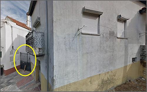 Foto 2 - Casa dos meus avós maternos - Casteleiro