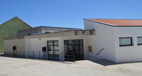 Casa da Música da Bendada - Capeia Arraiana