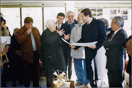 Há 17 anos António José Seguro inaugurou o Lar dos Fóios