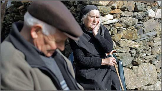 O que desejam os idosos