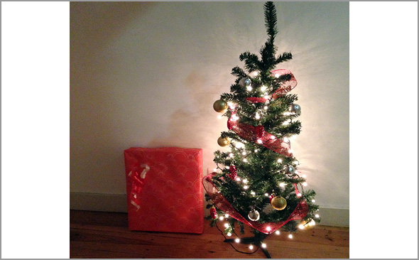 Árvore de Natal - Capeia Arraiana