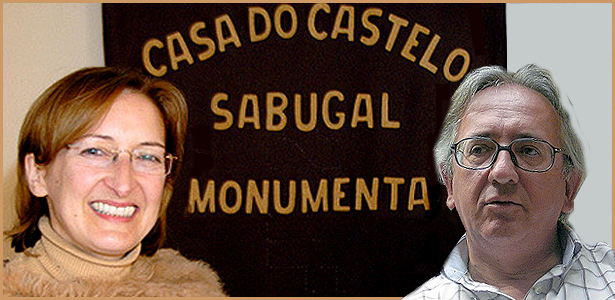 Natália Bispo - Ramiro Matos - Casa do Castelo - Capeia Arraiana