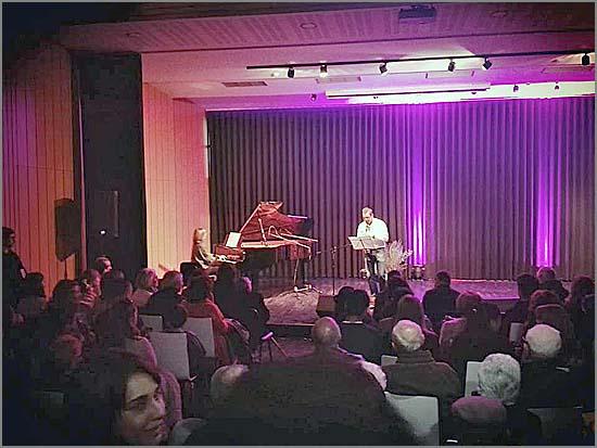 Casa da Música da Bendada - concerto na Semana Cultural de Natal