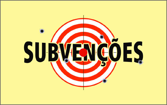 As subvenções dos políticos