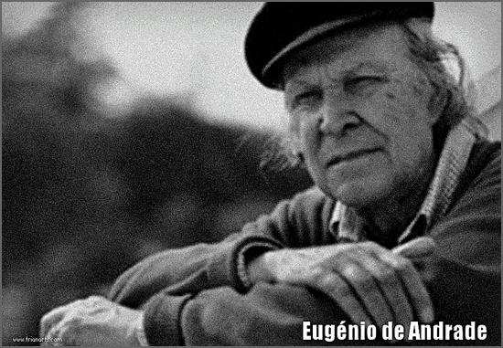 Eugénio de Andrade nasceu há 93 anos