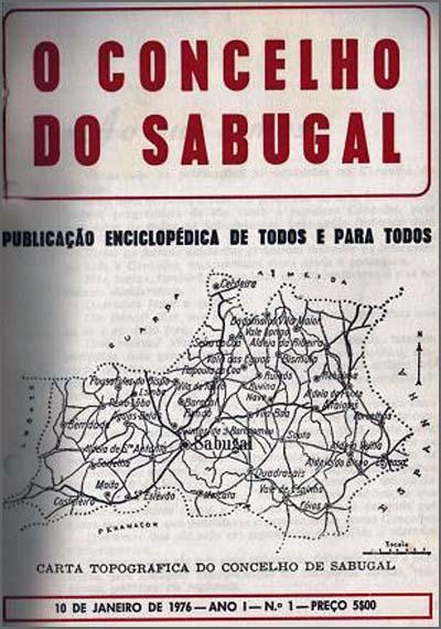 Há 40 anos inicia-se a publicação da revista «O Concelho do Sabugal»