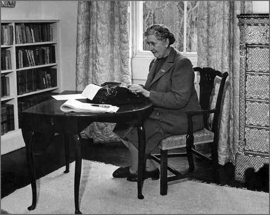 Agatha Christie morreu há 40 anos