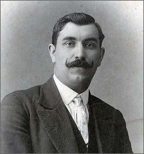 António dos Santos Graça nasceu há 134 anos