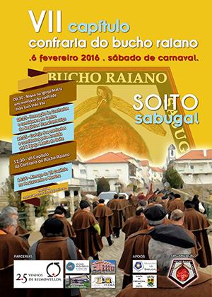 VII Capítulo da Confraria do Bucho Raiano - Soito (Sabugal) - 2016