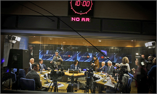 Debate com os 10 candidatos às Eleições Presidenciais na Antena 1
