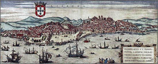 Há 485 anos Lisboa sofreu um forte terramoto
