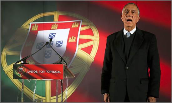Marcelo foi eleito à primeira volta