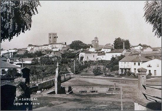 Sabugal - a iluminação eléctrica foi inaugurada há 84 anos