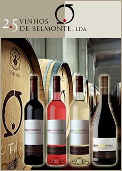 doispontocinco - vinhos de belmonte
