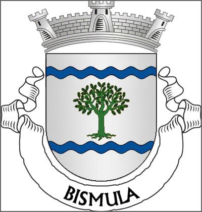Brasão da Bismula
