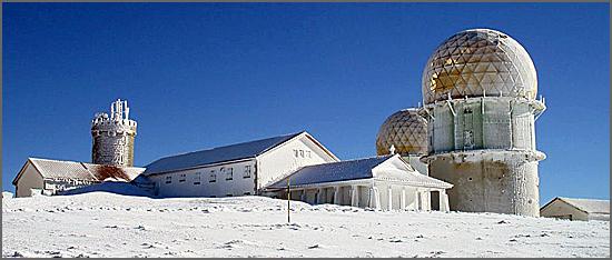 A neve traz pessoas à Serra