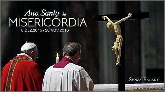 O Papa Francisco na abertura do Ano Santo da Misericórdia