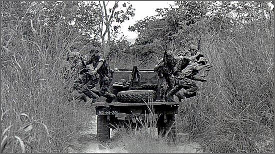 Em 1961, há 55 anos teve início a guerra colonial, que se prolongaria por 13 anos