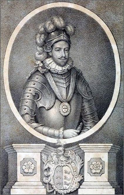 Brás Garcia de Mascarenhas nasceu há 420 anos