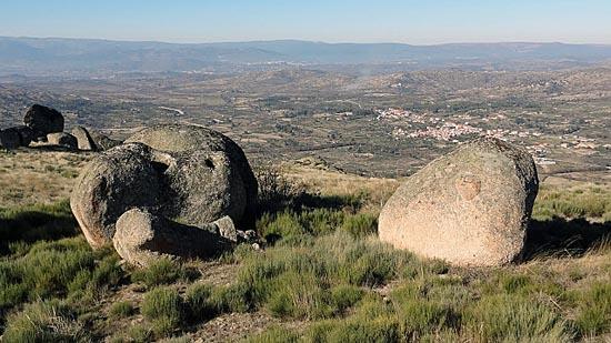 Pedras que são guardiãs do Casteleiro segundo Callixto