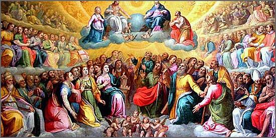 Os santos padroeiros