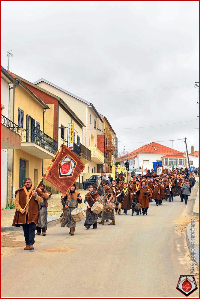 VII Capítulo da Confraria do Bucho Raiano - 2016 - Soito - Capeia Arraiana
