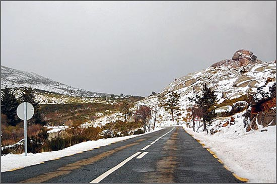 Estrada da Serra da Estrela - capeiaarraiana.pt