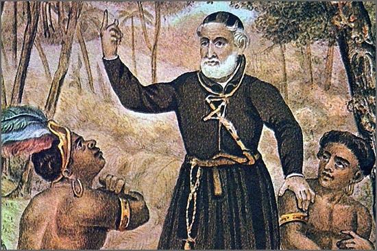 O Padre António Vieira nasceu em 1608 (há 408 anos)