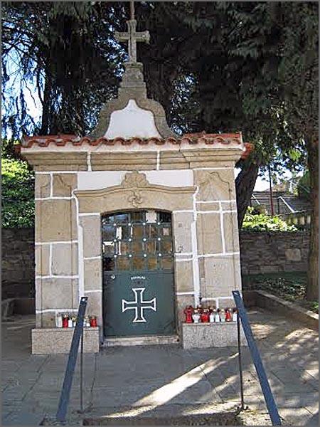 Capelinha do Senhor dos Aflitos - Sabugal