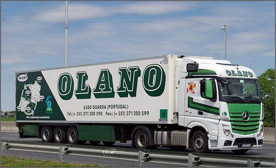 O Grupo Olano está instalado na PLIE da Guarda