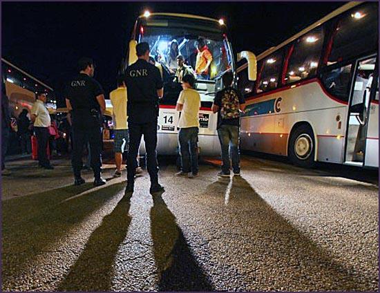 GNR vai estar atenta às viagens de jovens para Espanha