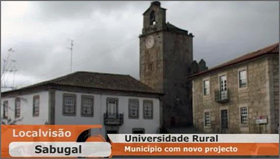 A ideia era realizar fóruns, seminários e espaços temáticos sobre o mundo rural ligado ao Sabugal