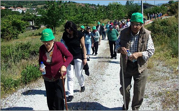 No Sabugal 40 por cento da população tem mais de 65 anos (foto: D.R.)