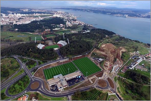 Cidade do Futebol - Federação Portuguesa de Futebol - Capeia Arraiana