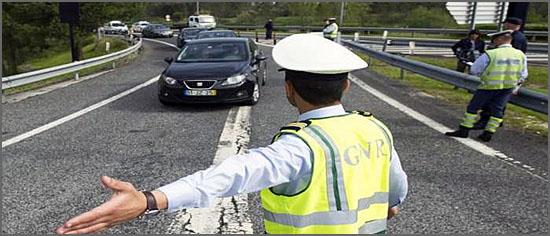 GNR controlou 1.487 condutores