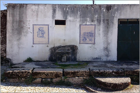 Chafariz público nas Termas do Cró (Sabugal) - capeiaarraiana.pt