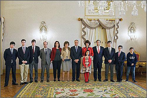 A família de Gaspar Castelo Branco