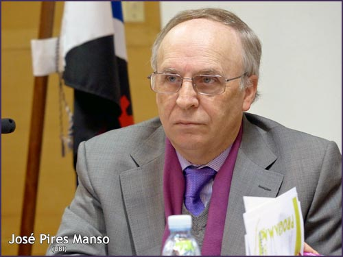 José R. Pires Manso, Prof Catedrático