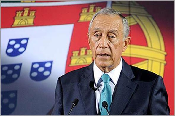 Presidente da República - Marcelo Rebelo de Sousa - Capeia Arraiana